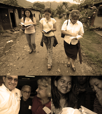 Teaching the Bible in Latin America / Nicaragua - Mision Para Cristo